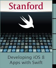 用Swift开发iOS 8新应用:斯坦福免费课程上线iTunes U