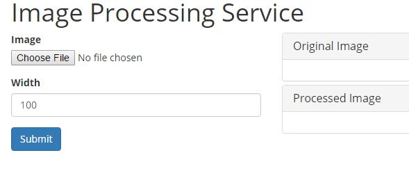 无服务器的微服务