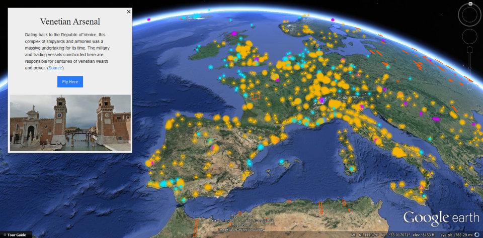 庆祝十岁生日,Google Earth新增两个功能!