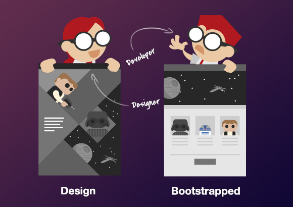 5 个不用 Bootstrap 的理由