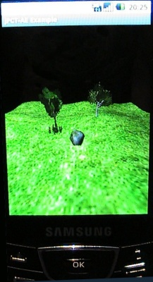 jPCT 的 Android 移植版本 - jPCT-AE