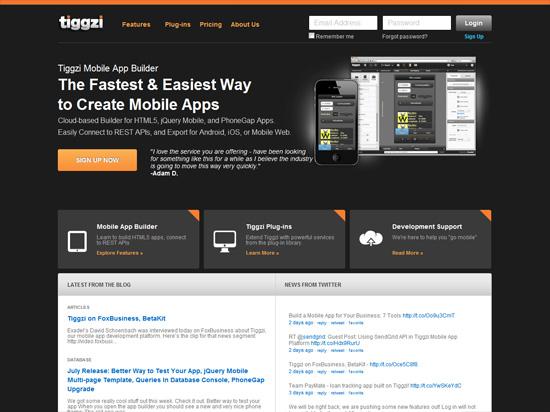 10个基于Web的工具,帮助开发人员构建跨平台的移动应用