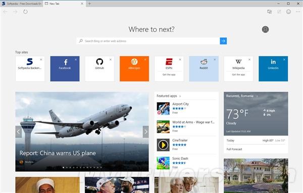全新时代!微软 Edge 浏览器正式登场了
