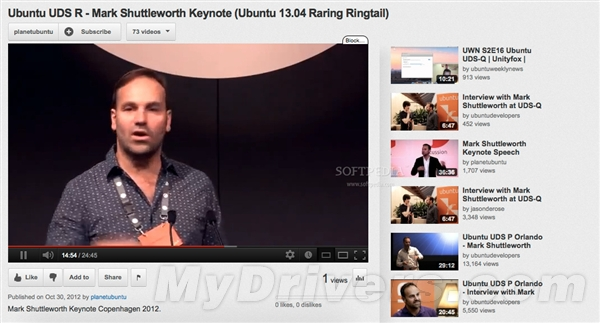 Ubuntu 14.04奔向手机、平板、电视