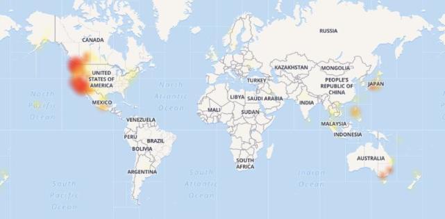 非死book宕机 全球人民都吓坏了