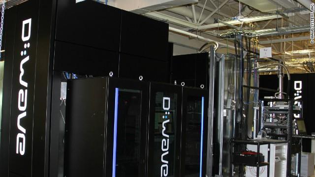为何谷歌下大力气研发量子计算机