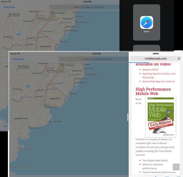 iOS 9,为前端世界都带来了些什么?