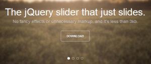 另外20个最佳免费的jQuery插件