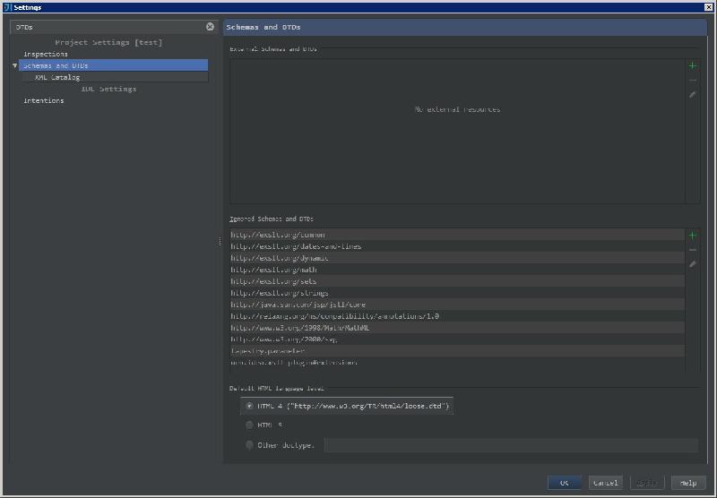 IntelliJ IDEA 使用JSTL标签库(IDEA 加载 tld文件)