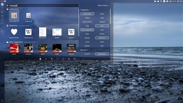 Ubuntu 14.04图赏