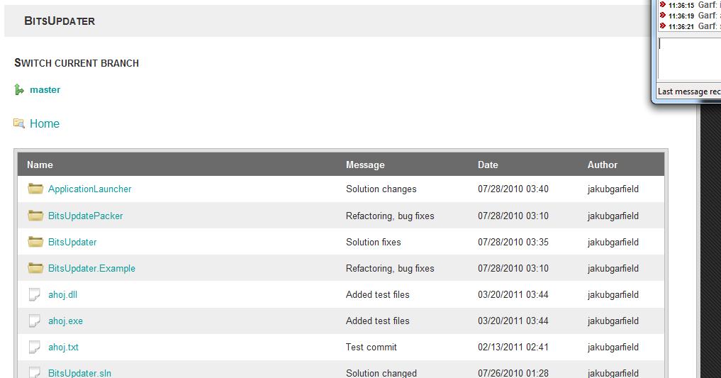 Bonobo Git Server 3.4 发布