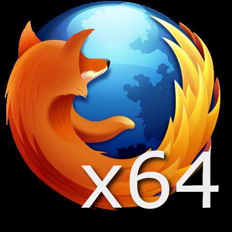 Windows版64位Firefox去哪儿了?