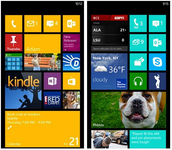 微软正式宣布 Windows Phone 7.8 功能及上市时间