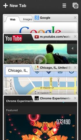 iOS版Chrome 26正式发布