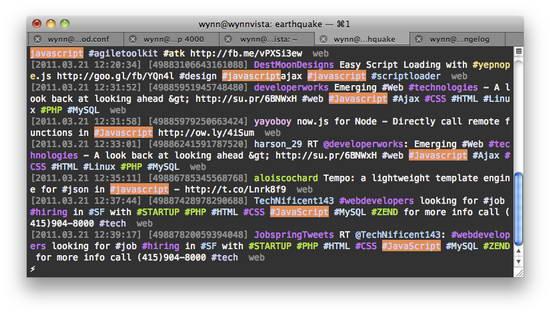28个Unix/Linux的命令行神器