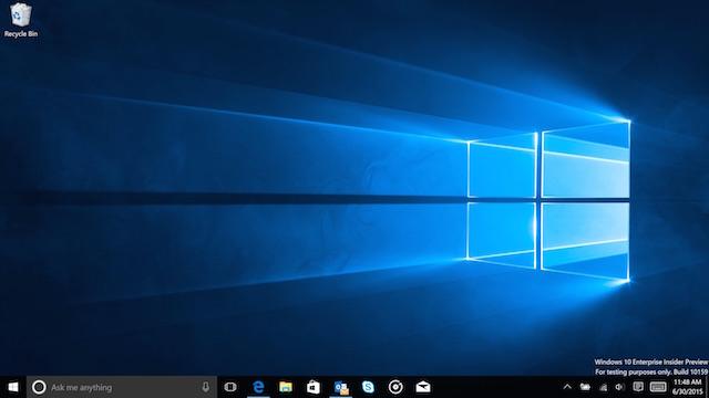 微软正在测试Windows 10激活系统,导致部分用户激活失败