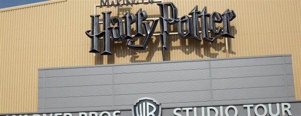 Google街景带你走进哈利波特的魔法世界