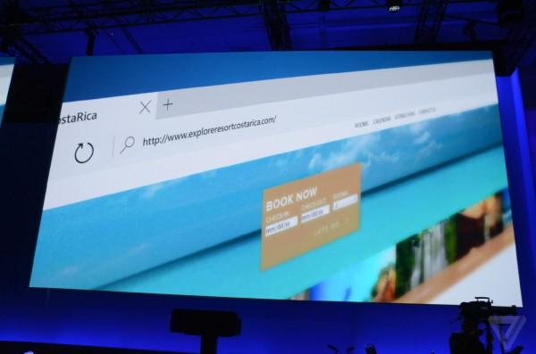 微软新浏览器 Edge 兼容 Chrome 和 Firefox 插件