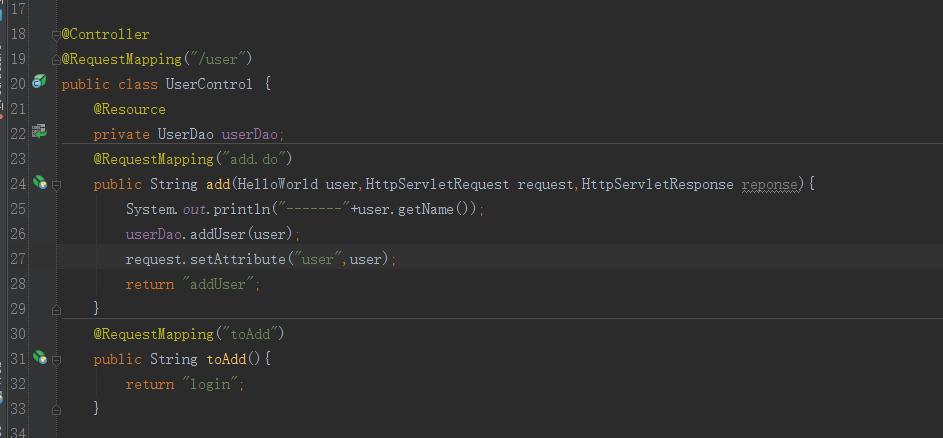 SpringMVC+Spring4.0+Hibernate 简单的整合