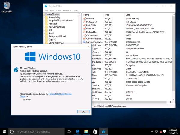 Windows 10 Build 10586发布 疑似RTM版化身