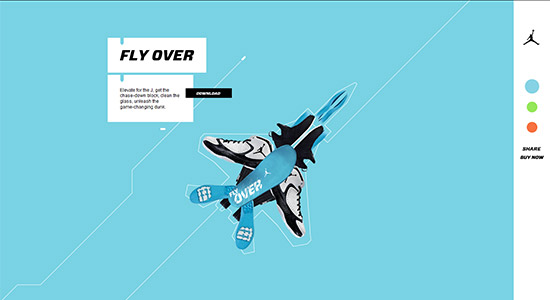 20 个漂亮的单页网站设计实例