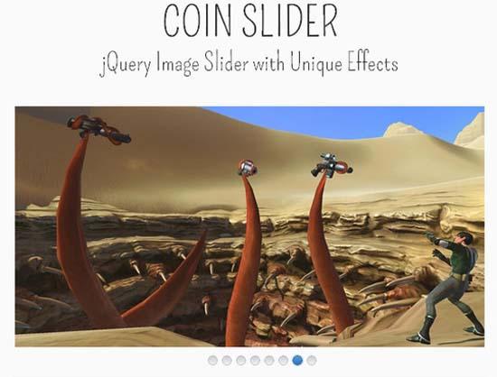 40个实用的 jQuery 图片和内容 Sliders