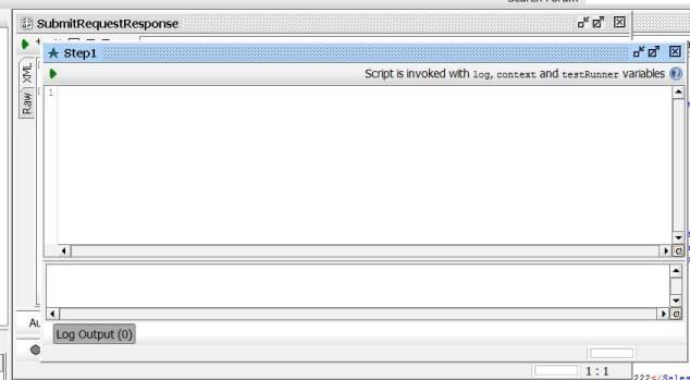 使用 Groovy 实现自动化的 SoapUI