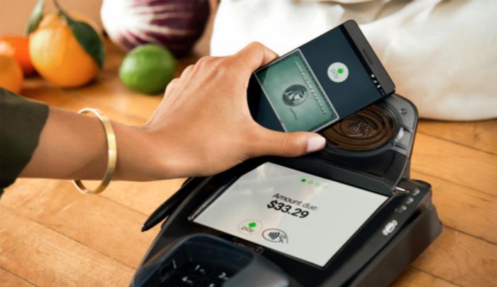 用 Android Pay 支付一笔,Google 就捐款一美元