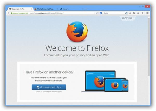 Mozilla Firefox 33.0.3 发布