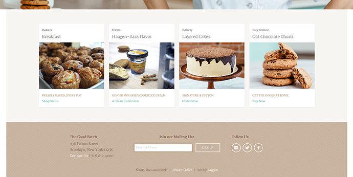 11个超实用的网站页脚设计小技巧