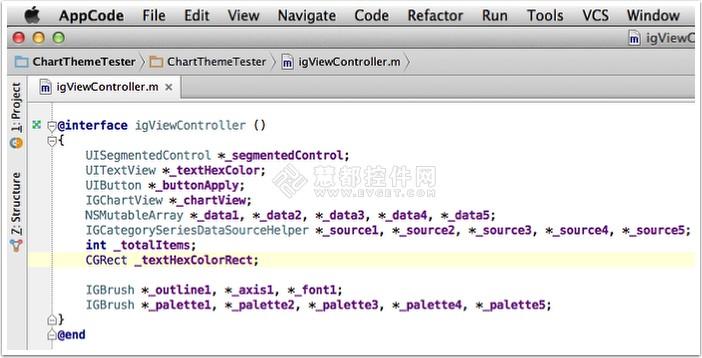 Mac和iOS应用开发工具 AppCode