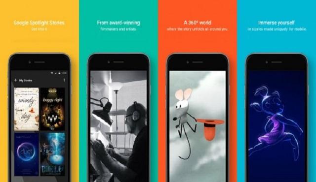 Google 360度微电影应用Spotlight Stories今日登陆iOS平台
