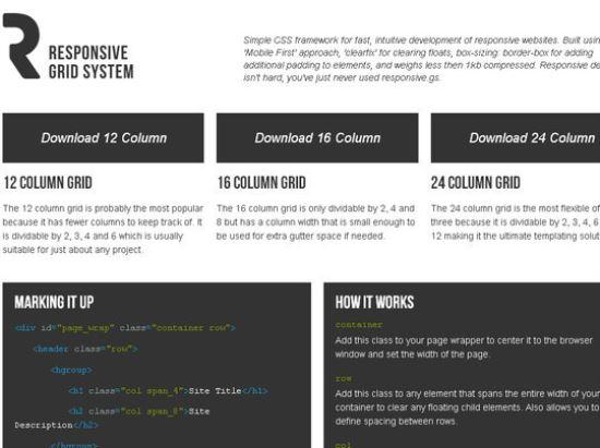 最流行的15个CSS框架
