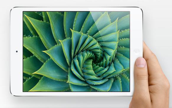 苹果发布 7.9 寸 iPad mini