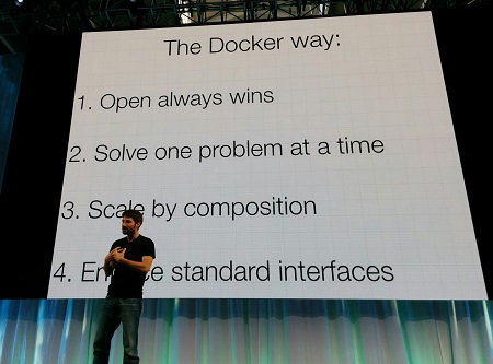 Docker之父Solomon Hykes谈项目开发的初衷和挑战