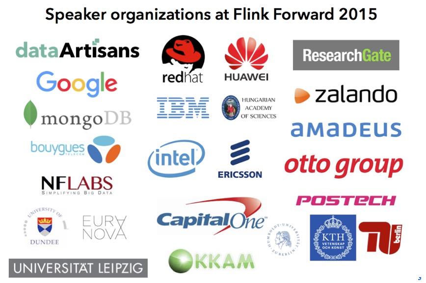 Apache Flink :回顾2015,展望2016