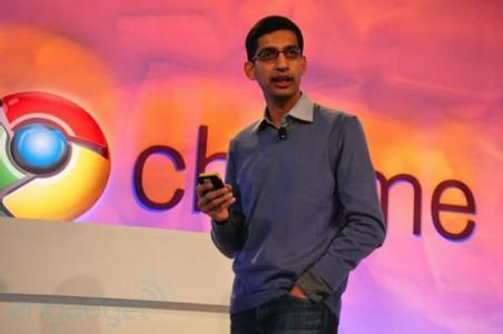Google心中的Chrome OS梦