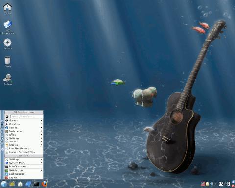 Porteus 2.0 RC2 发布,基于Slackware Linux的发行