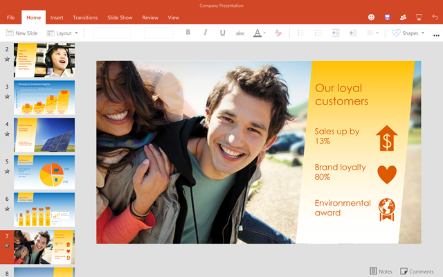 微软宣布iPad版Office编辑功能免费,Android即将推出