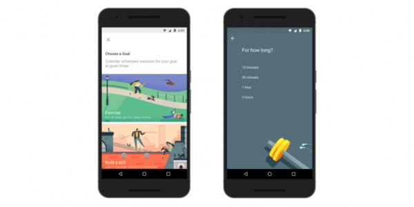 Google Calendar现在能帮你坚持完成目标