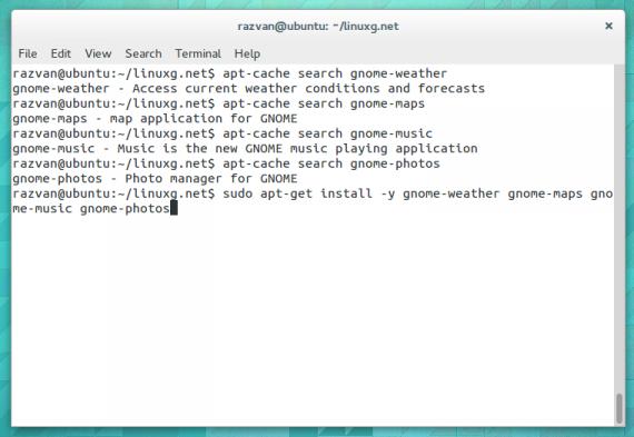 Ubuntu GNOME 14.10 将默认使用 GNOME 3.12