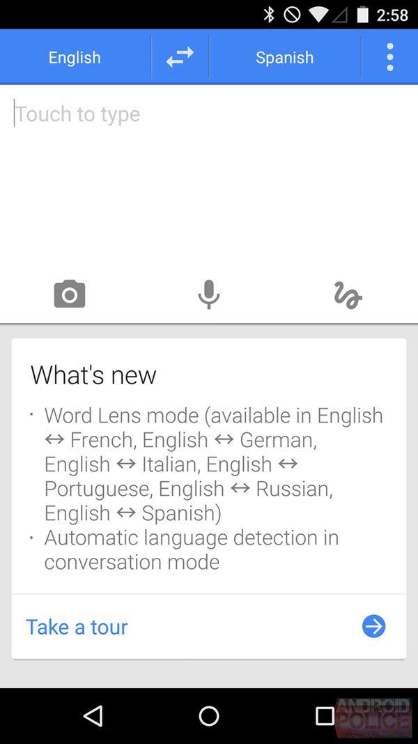 """谷歌翻译将新增""""Live Translate""""模式:实时翻译所拍摄文字"""