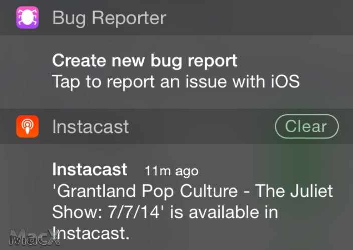 苹果向开发者发布 iOS 8 Beta 3,第三个测试版