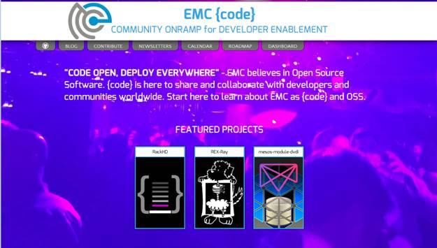 EMC 发布面向超大规模数据中心的开源项目