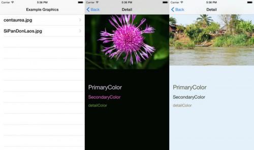 SwiftColorArt:开源易用的Swift图片类库