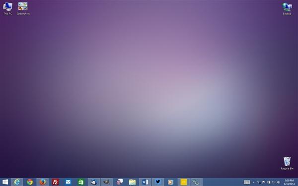 Windows桌面永不死?