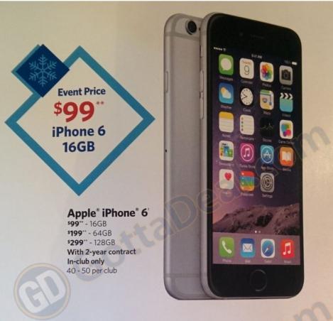 苹果郁闷了!iPhone 6竟提前降价