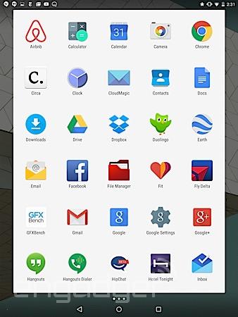 Android 5.0 长啥样?看这里
