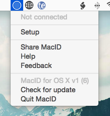 MacID:使用 Touch ID 指纹解锁 Mac
