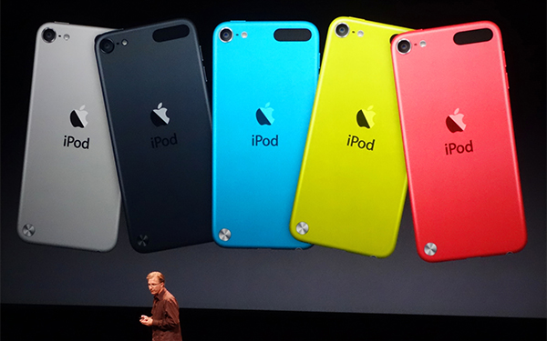 iPod touch:1 亿台背后